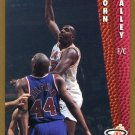 1992 Fleer Basketball Card #370 John Salley