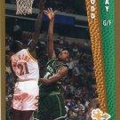 1992 Fleer Basketball Card #372 Todd Day