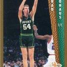 1992 Fleer Basketball Card #374 Brad Lohaus