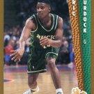 1992 Fleer Basketball Card #376 Eric Murdock