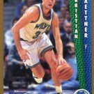1992 Fleer Basketball Card #379 Christian Laetner