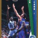 1992 Fleer Basketball Card #380 Bob McCann