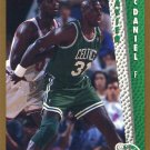 1992 Fleer Basketball Card #307 Xavier McDaniel