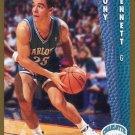 1992 Fleer Basketball Card #308 Tony Bennett