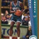 1992 Fleer Basketball Card #312 David Wingate