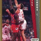 1992 Fleer Basketball Card #314 Will Perdue