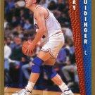 1992 Fleer Basketball Card #318 Jay Guidinger