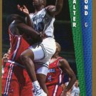1992 Fleer Basketball Card #322 Walter Bond
