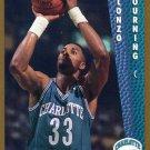 1992 Fleer Basketball Card #311 Alonzo Morning