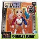 """2.5"""" Metalfigs Figures Suicide Squad #M423 Harley Quinn Jada Toys Die-Cast Metal"""