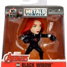"""2.5"""" Metalfigs Figures Marvel #M503 Black Widow Jada Toys Die-Cast Metal"""