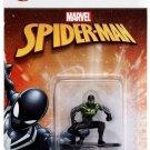Nano Metalfigs Figures Marvel #MV30 Stealth Spiderman Jada Toys Die-Cast Metal