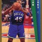 1992 Fleer Basketball Card #325 Sean Rooks