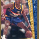 1992 Fleer Basketball Card #328 LaPhonso Ellis