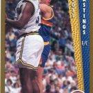 1992 Fleer Basketball Card #329 Scott Hastings