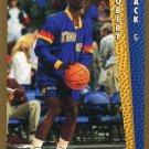 1992 Fleer Basketball Card #331 Robert Pack