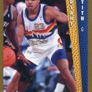 1992 Fleer Basketball Card #332 Bryant Stith