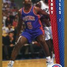 1992 Fleer Basketball Card #334 Terry Mills