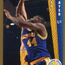 1992 Fleer Basketball Card #339 Jeff Grayer