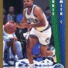 1992 Fleer Basketball Card #383 Chris Smith