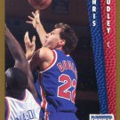 1992 Fleer Basketball Card #387 Chris Dudley
