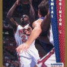 1992 Fleer Basketball Card #390 Rumeal Robinson