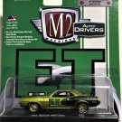 M2 Machines Auto Drivers R45 #17-42 1971 Plymouth Hemi Cuda