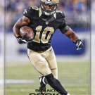 2016 Playoff Football Card #118 Brandin Cooks