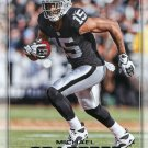 2016 Playoff Football Card #132 Michael Crabtree