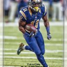 2016 Playoff Football Card #147 Tavon Austin
