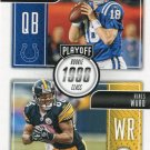 2016 Playoff Football Card Class Reunion #CR-MW Peyton Manning / Hines Ward