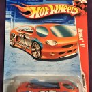 2010 Hot Wheels #178 Deora II