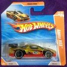 2010 Hot Wheels Short Card #66 Acura NSX