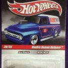 2010 Hot Wheels Slick Rides #30 Double Demon Delivery