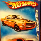 2009 Hot Wheels #85 65 Mustang Fastback