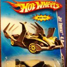 2009 Hot Wheels #89 Jet Threat 4.0