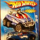 2009 Hot Wheels #96 XS-IVE