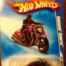 2009 Hot Wheels #105 Scorchin Scooter