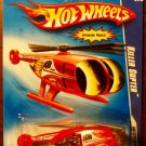 2009 Hot Wheels #107 Killer Copter