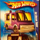 2009 Hot Wheels #113 Ice Cream Truck