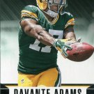 2014 Rookies & Stars Football Card #126 Davante Adams