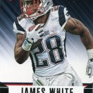 2014 Rookies & Stars Football Card #145 James White