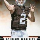 2014 Rookies & Stars Football Card #153 Johnny Manziel