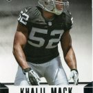 2014 Rookies & Stars Football Card #158 Kahlil Mack