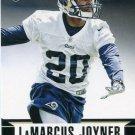 2014 Rookies & Stars Football Card #163 Lamarcus Joyner