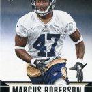 2014 Rookies & Stars Football Card #167 Marcus Roberson