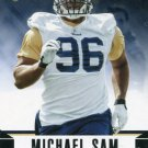2014 Rookies & Stars Football Card #173 Michael Sam