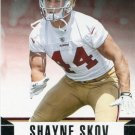 2014 Rookies & Stars Football Card #183 Shayne Skov