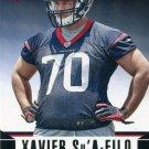 2014 Rookies & Stars Football Card #197 Xavier Su'a-Filo