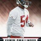 2014 Rookies & Stars Football Card #198 Yawin Smallwood